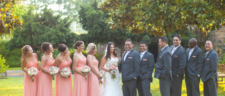 oatland plantation wedding photos